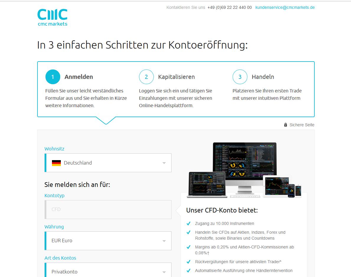 Cmc Markets Erfahrungen