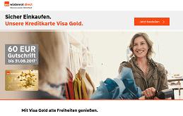 wuestenrot-visa-gold